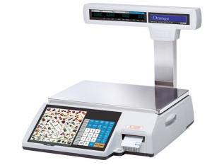 Ваги торговельні CAS CL5000J-IP/R 6/15