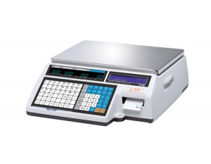 Ваги торговельні CAS CL-5000 B 6/15