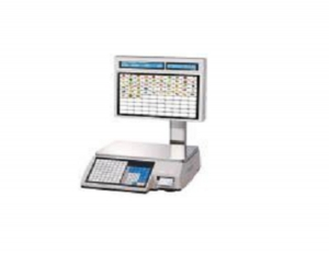 Ваги торговельні CAS CL5000-S 15/30