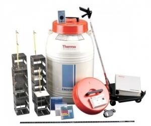 Система хранения в жидком азоте Thermo Scientific LocatorJr 4 с УЗ-монитором