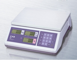 Торговельні ваги CAS ER JR CB (LT) 30