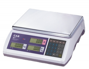 Торговельні ваги CAS ER Plus E 30