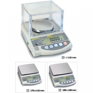 Весы прецизионные KERN EG420-3NM