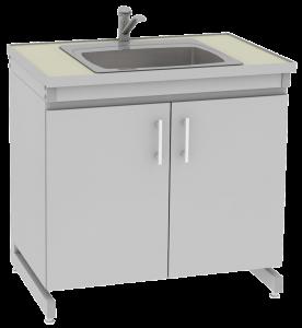 Стол-мойка лабораторный UOSLab СМЛ-3.202.053.0220