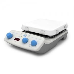 Цифровая нагревательная магнитная мешалка AREC.T VELP со встроенным программируемым таймером