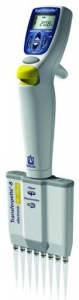 Многоканальные -8 / -12 электронные пипетки Transferpette®, Объем 10 to 200 мкл