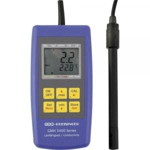 Greisinger GMH 3431 профессиональный кондуктометр
