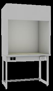 Шкаф вытяжной UOSLab ШМП-01 (для муфельных печей)