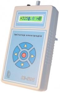 Цифровий імітатор електродів IE-501