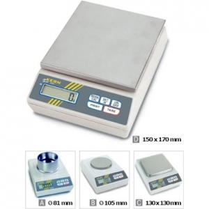 Весы прецизионные лабораторные KERN 440-33N