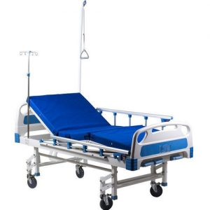 Кровать БИОМЕД HBM-2M механическая четырехсекционная