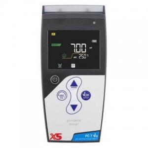 Портативный pH-метр/кондуктометр XS PC 7 Vio Complete Kit (с электродом 201T и электрохимической ячейкой 2301T)