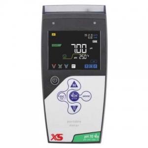 Портативный pH-метр XS pH 70 Vio DHS Complete Kit (с электродом 201T DHS)