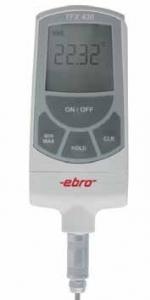 Прецизионный термометр TFX 430 Pt100 без датчика