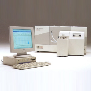 Лазерный анализатор размеров частиц Shimadzu SALD-3101