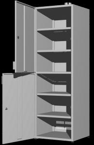 Шкаф для реактивов UOSLab ШЛР-1.012.02