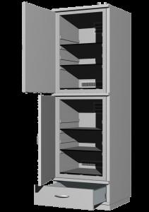 Шкаф для агрессивных сред 01