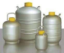 Сосуд Дьюара криобиологический Х-34БМ (35 литров)