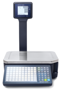 Торговельні ваги Mettler Toledo bPlus з чекодруком (НГЗ 15 кг)