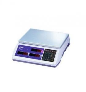 Торгові ваги без стійки з вбудованим акумулятором і інтерфейсом CAS ER Plus E (RS) 15 кг
