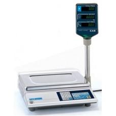 Торгові ваги з дисплеєм на стійці CAS AP-M LT (30 кг)