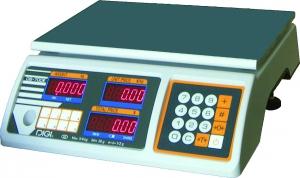 Ваги торгові DIGI DS 700E B (RS232) 15 кг