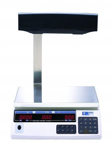 Торгові ваги DIGI DS788PM (DS 788 PM) RS 15 kg