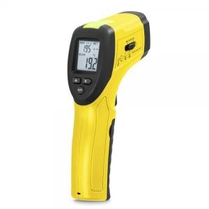 Trotec BP17 пирометр для измерения температуры тел с визуальным оповещением о превышении пороговых значений