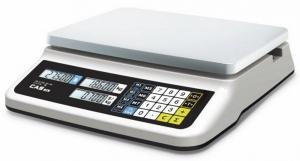 Ваги електронні настільні торгові CAS PR -15P (LCD, II) без стійки