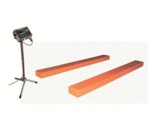 Весы реечные пыле-влагозащищенного исполнения Техноваги ТВ4-1000-0,2-Р(1200х90)-S-12еh