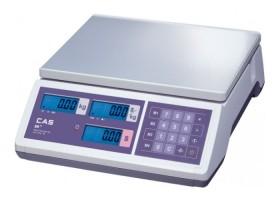 Ваги торгові без стійки CAS ER JR CB (RS-232) 6 кг