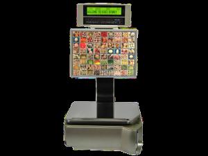 Системні ваги з друком DIGI SM-5100 BS/120 6кг