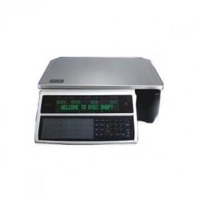 Ваги електронні з термодруком DIGI SM-100B Plus 6 кг