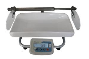 Весы медицинские для новорожденных с телескопическим ростомером Техноваги ТВЕ1-15-5