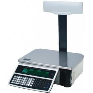Ваги з чекодруком DIGI SM-100P Plus 6 кгг