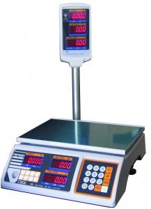 Ваги торгові DIGI DS 700E P 6 kg (RS232)