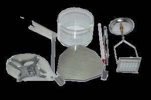 Комплект для вимірювання щільності ViBRA AJDK