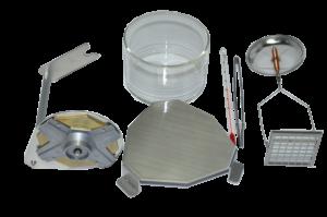 Комплект для вимірювання щільності ViBRA AFDK