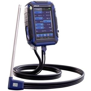 Анализатор дымовых газов Wöhler A 450 ECO с компенсацией H2
