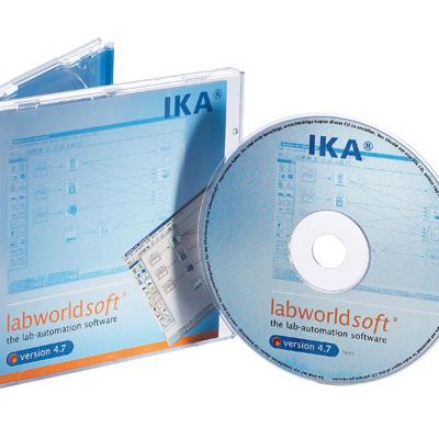 Лабораторні програмні забезпечення IKA
