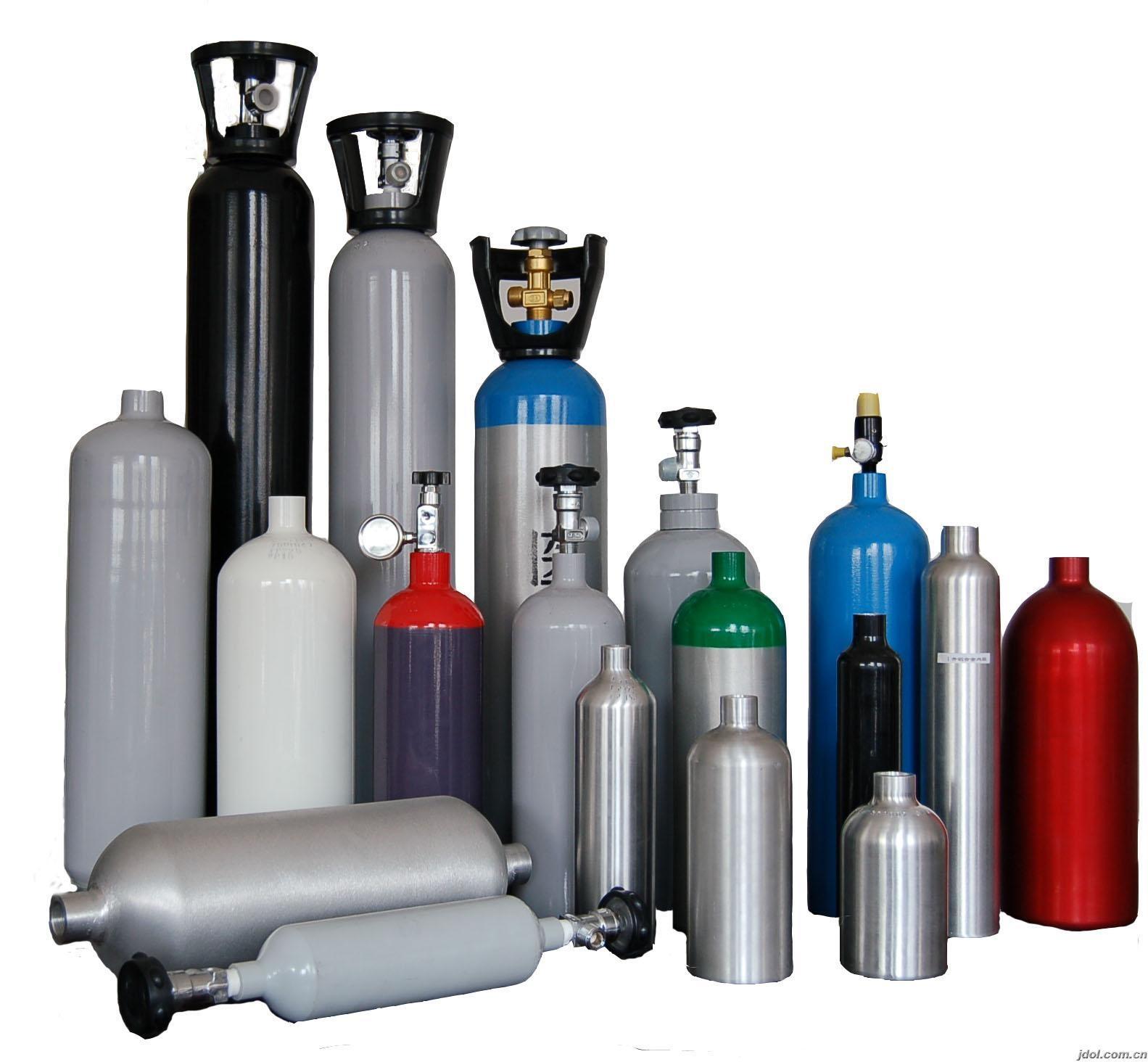 Балони для стиснених газів