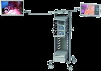 Эндоскопическая стойка SYMBIOZ премиум с двумя руками COMEG