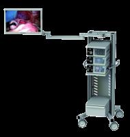 Эндоскопическая стойка Ultimate премиум с одной рукою COMEG