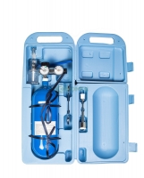 Баллон кислородный в пластиковом футляре 2 л