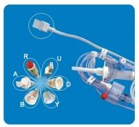 Инвазивное давление 2-канала для монитора пациента UTAS