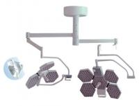 Бестеневая операционная лампа ОБЕРЕГ-02-LED3+5