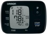 Автоматический тонометр с манжетой на запястье OMRON RS6 (НЕМ-6221-E)