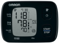 Автоматичний тонометр з манжетою на зап`ясті OMRON RS6 (НЕМ-6221-E)