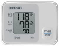 OMRON RS1 (НЕМ-6120-E) автоматический тонометр с манжетой на запястье