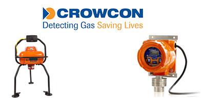 Crowcon, газоанализатор